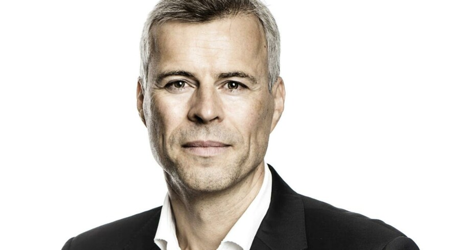 Thomas Larsen, politisk kommentator. Foto:Thomas Lekfeldt
