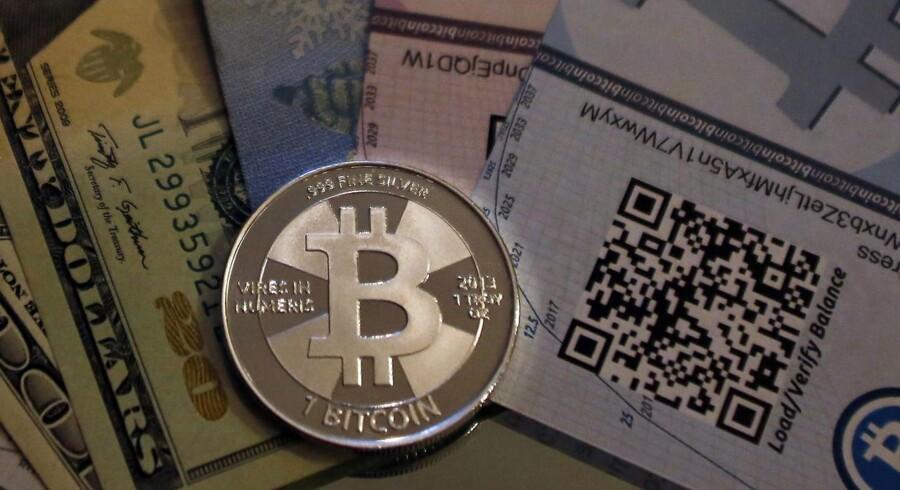 Bitcoin brager i rekord trods split