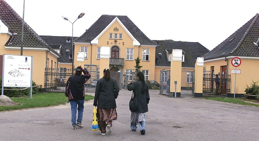 »Der er jo ikke nogen mennesker, der kan se ind i andre menneskers hjerter,« siger Søren Dalsgaard, koordinator for Folkekirkens Asylsamarbejde.