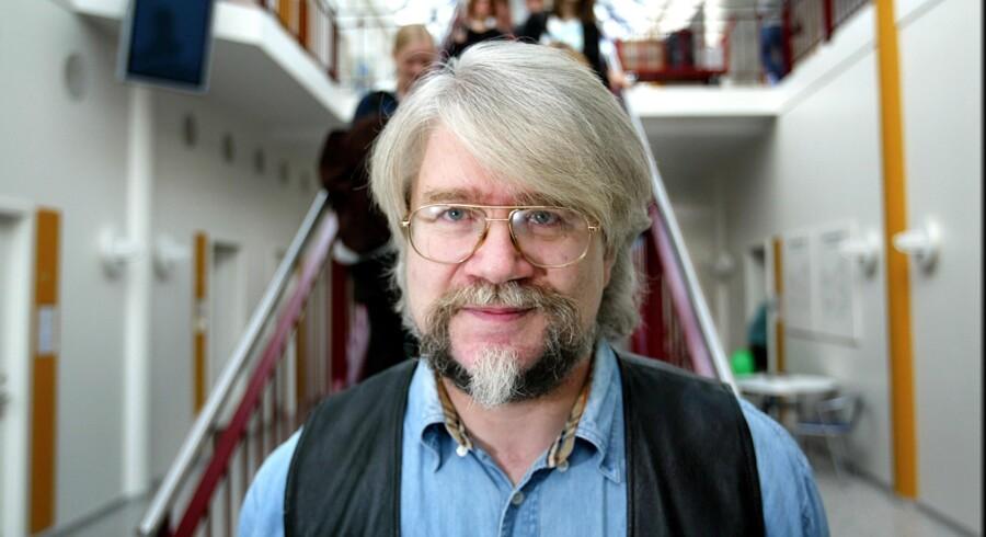Dårlig ledelse er ifølge stressforsker Einar Baldursson fra Aalborg Universitet en stor faktor i den stigende mængde stress. Scanpix/Henning Bagger