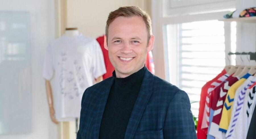 »Som ny direktør har jeg fundet det nødvendigt, at vi kigger på en optimering af den måde, Hummel hidtil har været drevet og struktureret på,« siger Hummel-direktør Allan Vad Nielsen.
