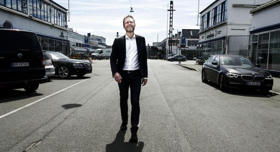 København skal have endnu flere områder i stil med Kødbyen, mener kultur- og fritidsborgmester Carl Christian Ebbesen (DF).