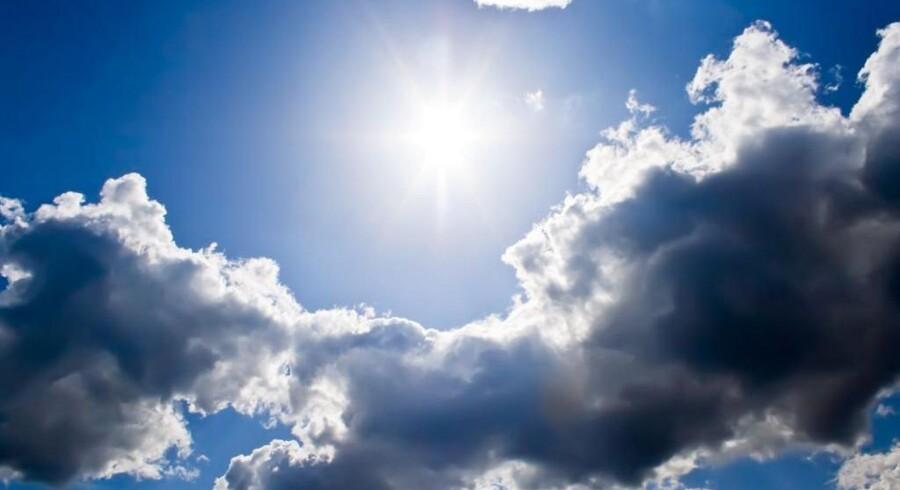 Weekenden byder på både sol og regn for de fleste ifølge DMI Free/Colourbox/arkiv