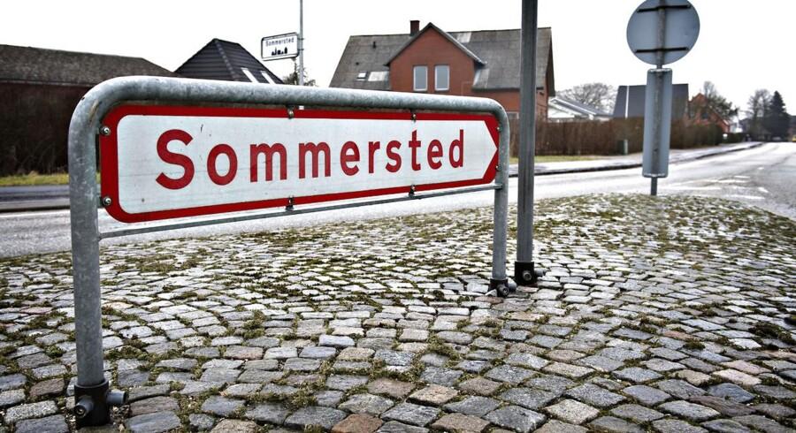 Arkivfoto: En mand er torsdag blevet anholdt efter et skyderi i Sommersted ved Vojens. Det skriver Ekstra Bladet.