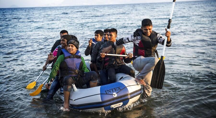 Nu skal der bedre styr på EUs ydre grænser. Det er målet med en aftale om styrket grænsekontrol og kystovervågning, som EUs institutioner har forhandlet på plads på rekordtid, men uden den store bevågenhed på grund af briternes EU-afstemning.