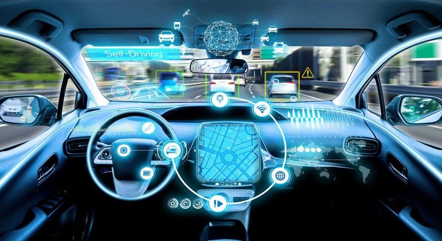 Adskillige producenter er i gang med at udvikle systemer, som erstatter bilnøglen med en mobilapp. Foto: Iris.