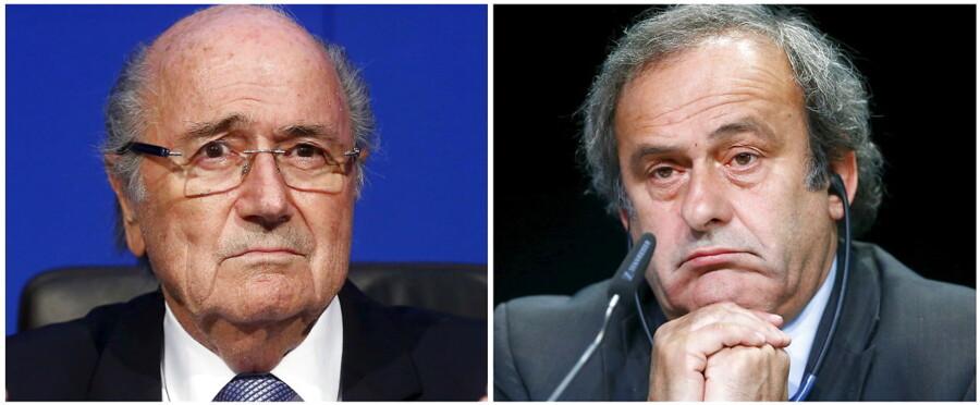 Sepp Blatter og Michel Platini får reduceret deres karantæner fra al fodbold med to år