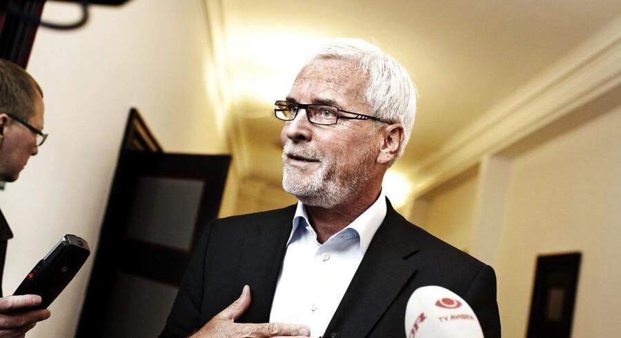 Anker Boye (S) trak sig som borgmester i Odense 1. januar 2017 efter sammenlagt 19 år på posten.