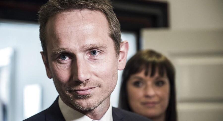 Kristian Jensen, vil få en nøglerolle, når det skal kortlægges, hvordan Skat kunne komme ud i så massive og uoverskuelige problemer