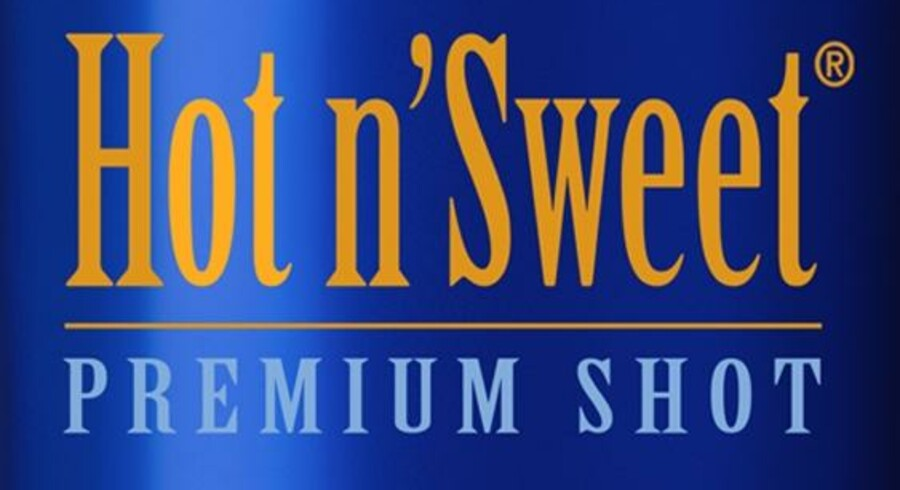 Arcus tilføjer nu Hot n'Sweet brandet til deres portefølje, som allerede rummer en række gamle, danske spiritusmærker.