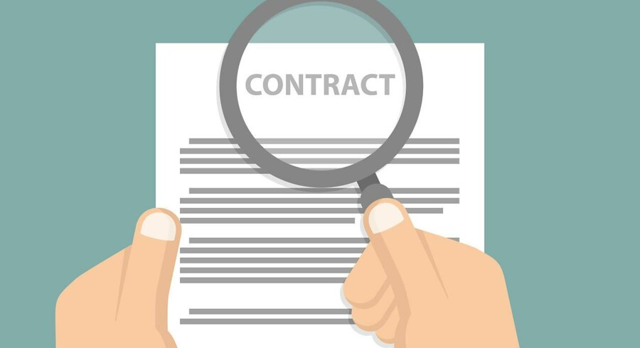 Der er kommet ekstra fokus på de statslige IT-kontrakter efter afsløringen af, at mange myndigheder ikke overholder reglerne om at sende dem i udbud, så flere kan byde ind, og så billigere tilbud kan komme på bordet. Arkivfoto: Shutterstock/Scanpix