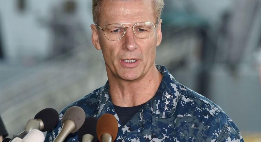 Arkivfoto. Der er akut behov for ny ledelse i den amerikanske flåde, siger embedsmand efter flere pinlige uheld.