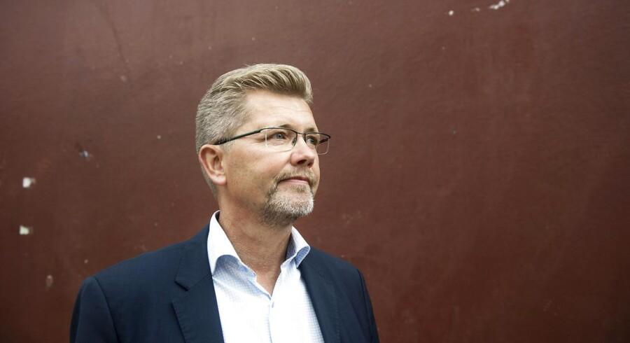 Frank Jensen regner med at blive genvalgt som overborgmester.