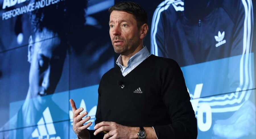 Kasper Rørsted, topchef for Adidas