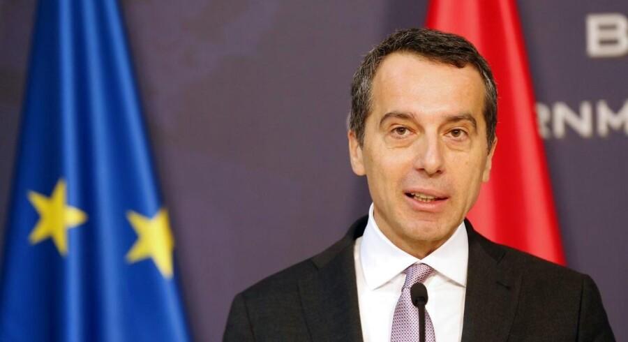 Den østrigske præsident Christian Kern vil forbyde Tyrkiet at føre valgkamp i Europa.