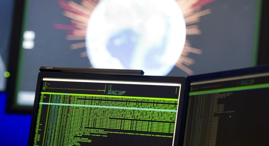 Hackerangreb er en voksende trussel for danske virksomheder.