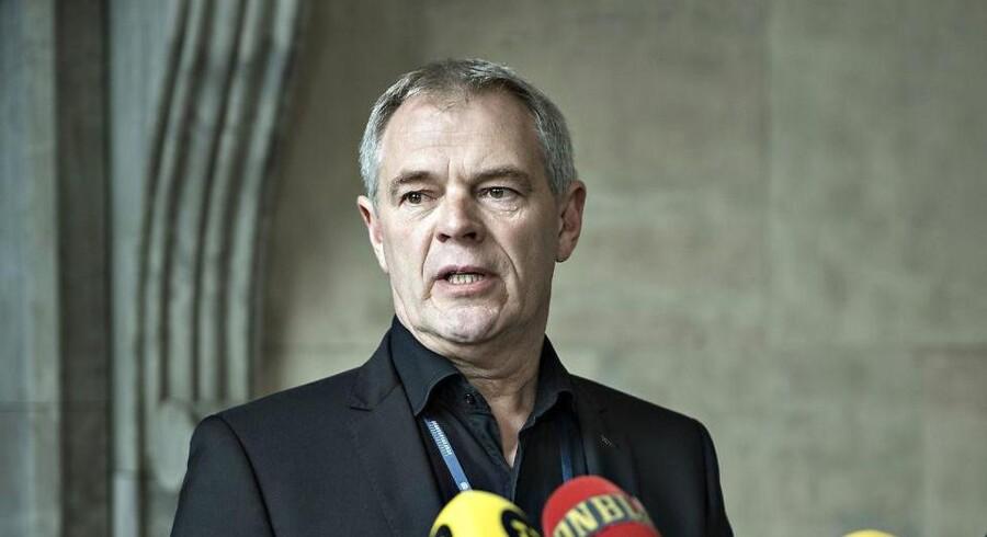 Drabschef og efterforskningsleder Jens Møller Jensen.