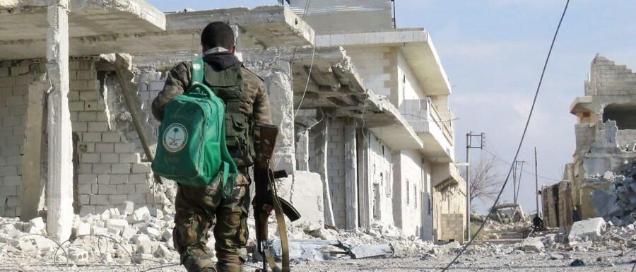 I følge Det Syriske Observatorium for Menneskerettigheder er slaget om Aleppo snart overstået