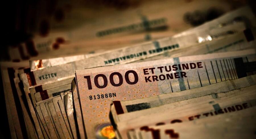 Danske investorer kan ikke med det blotte øje se den fulde pris på at placere deres penge i investeringsforeninger.