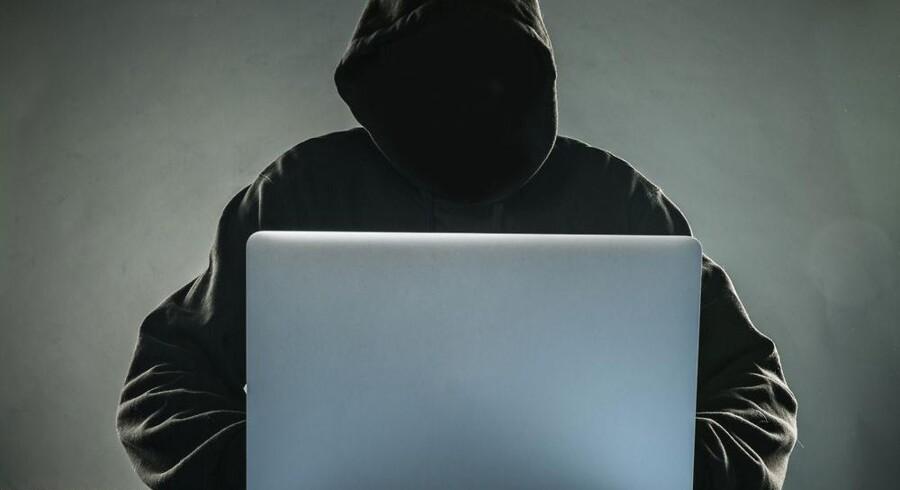 Det skal gøres sværere for hackere at trænge ind hos myndigheder og vigtige, danske virksomheder. Derfor skal sikkerheden op. Arkivfoto: Iris/Scanpix