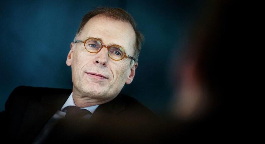 Cees't Hart, koncernchef i Carlsberg