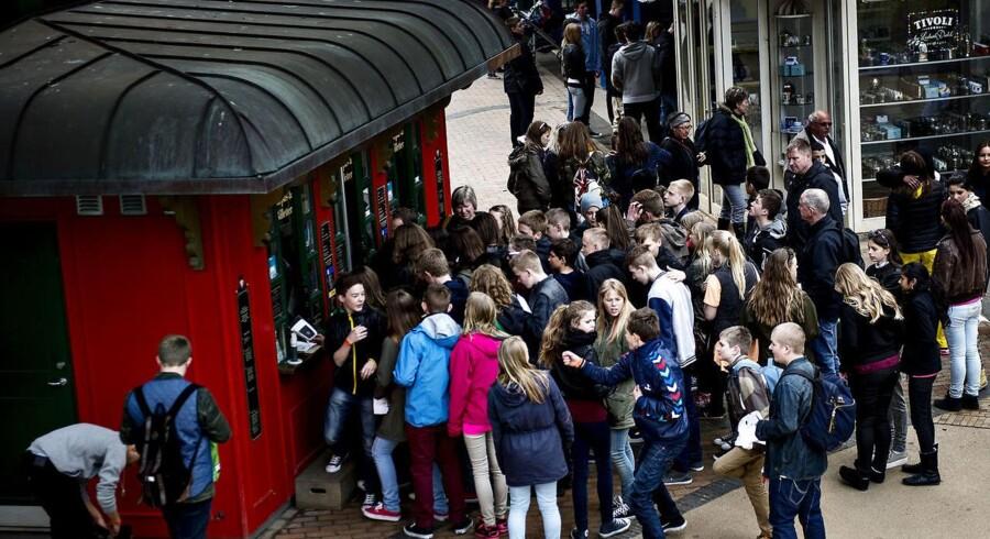 Eleverne i Espergærde Skoledistrikt får ikke fri på Blå Mandag.