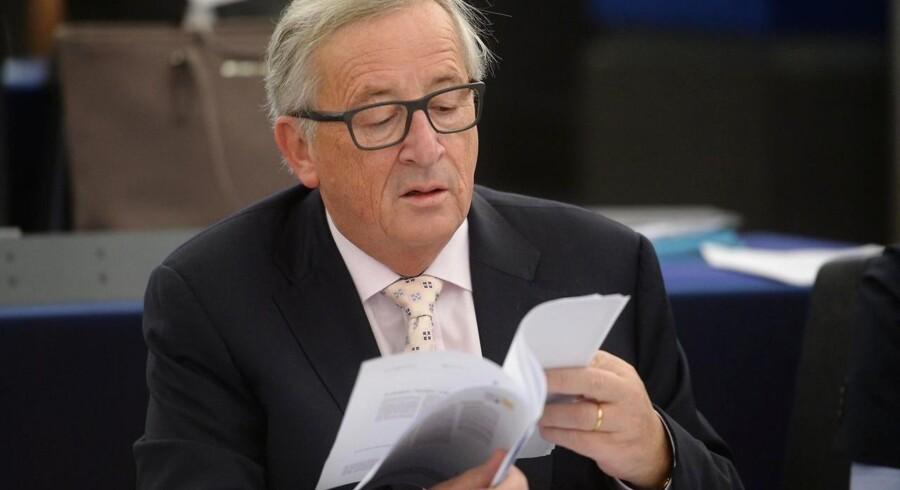 Arkivfoto: Et af de vigtigste punkter i Juncker-planen, som investeringsplanen også er kendt som, er nemlig at skabe adgang til risikovillig kapital for Europas små- og mellemstore virksomheder.