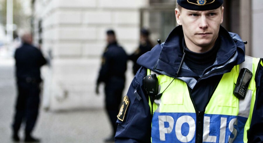 Arkivfoto. Svensk politi efterforsker en trussel på mail mod universitetet i Malmø. Alle skal blive hjemme mandag.