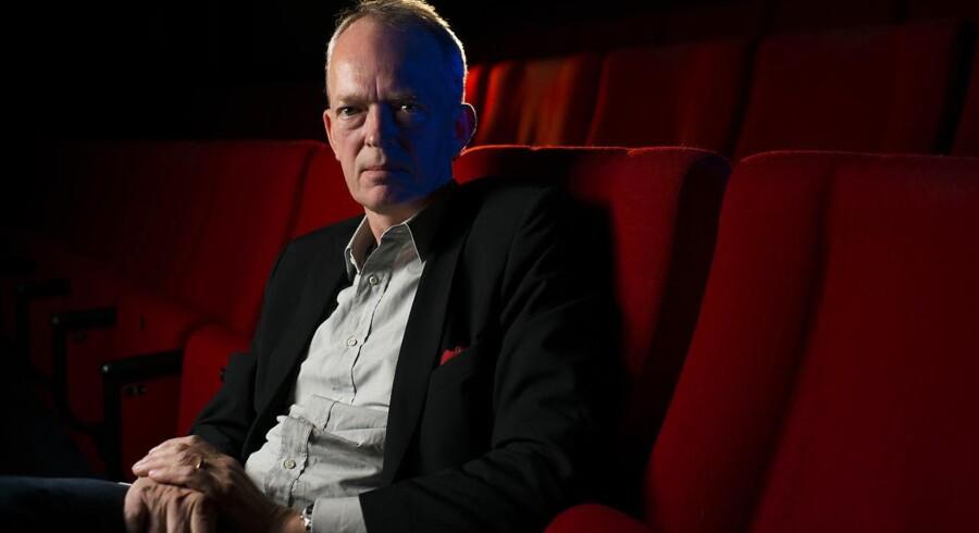 It-kriminelle havde i august held med at udgive sig for at være Det Danske Filminstituts administrerede direktør, Henrik Bo Nielsen (foto), og overtale en medarbejder til at udbetale 216.000 kroner.