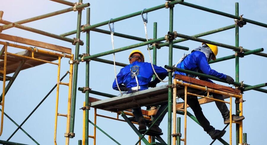 Reformerne har endnu ikke fået en større del af mændene mellem 30 og 60 år til at deltage mere på arbejdsmarkedet.