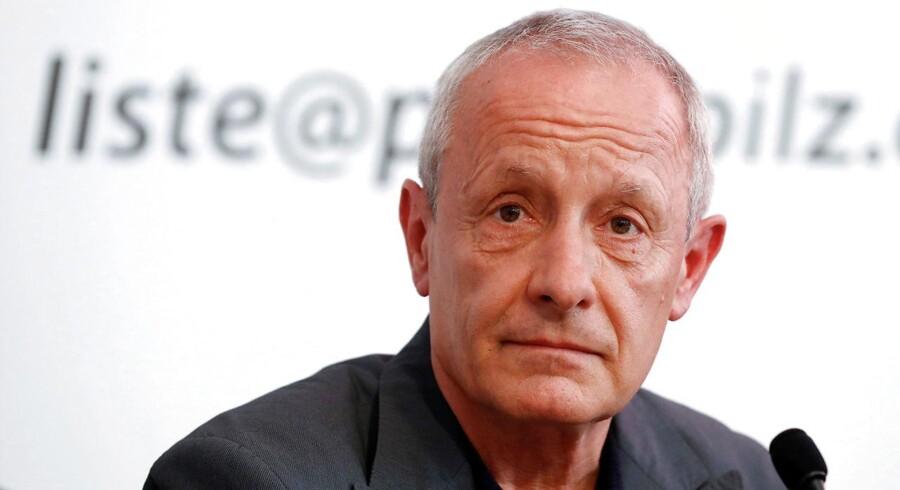 Arkivfoto. Østrigsk partileder opgiver plads i parlamentet efter beskyldninger om seksuel chikane for fire år siden.