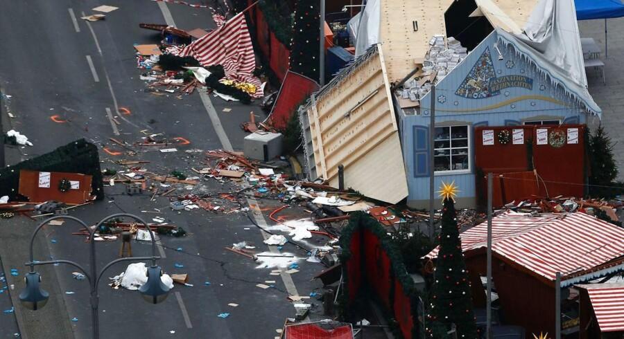 Islamisk Stat påstår, at de stod bag angrebet, der kostede 12 mennesker livet.