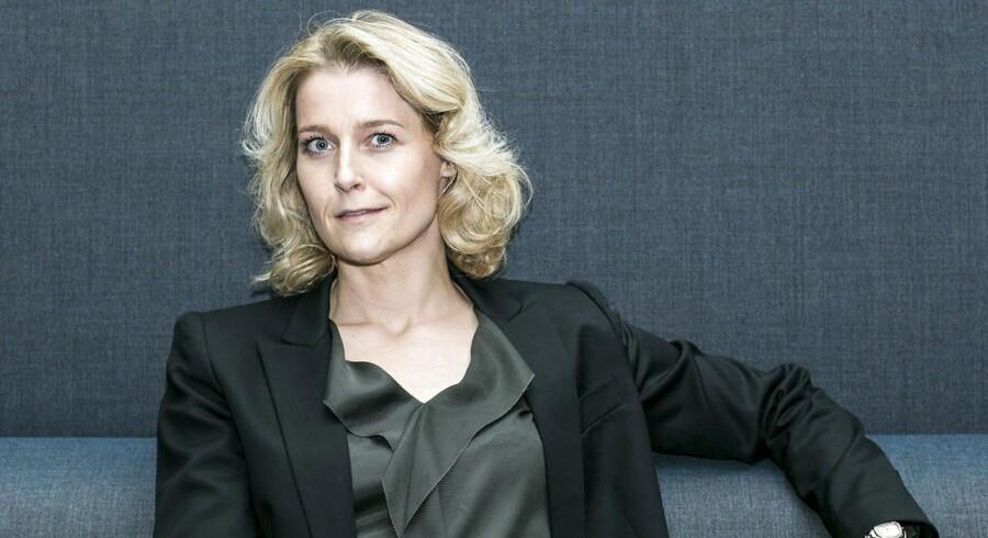 Marianne Dahl Steensen, adm. direktør i Microsoft Danmark