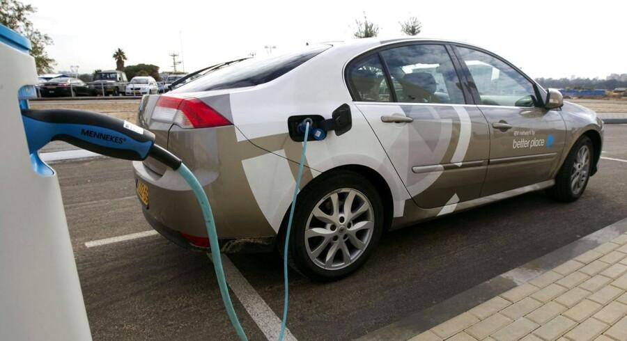 Med købet af det hedengangne Better Places ladestandere varsler tyske E.ON en stor satsning på at sparke gang i markedet for el-biler