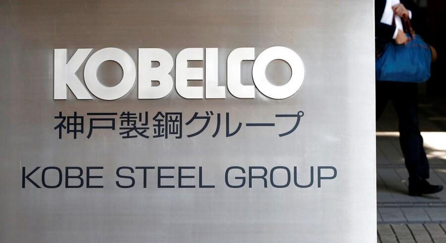 Japansk stålskandale breder sig til Nissan, Boeing og Toyota. REUTERS/Issei Kato/File Photo