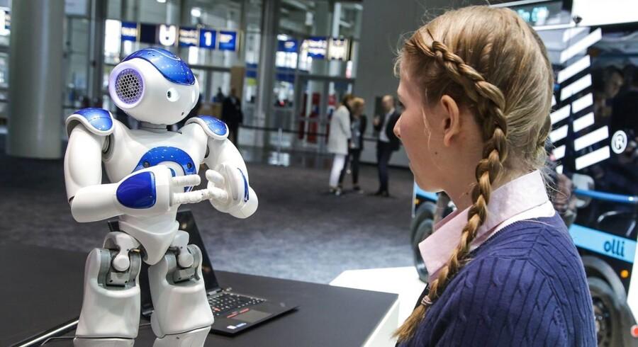 Arkivfoto. IBM's investeringer i bl.a. kunstig intelligens har ikke kunnet øge indtægterne samlet set.