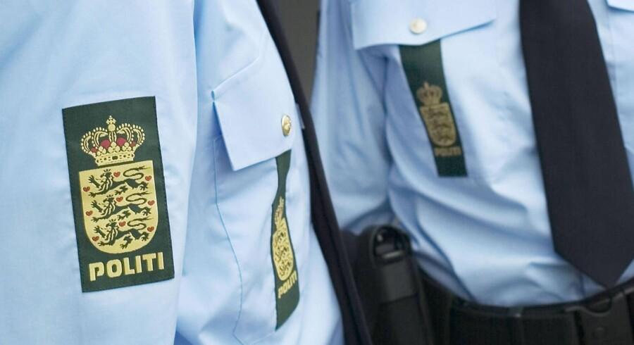 På baggrund af efterforskning af en brandsag anholdt politiet mandag en 34-årig mand fra Frederikshavn. Free/Politiet/arkiv