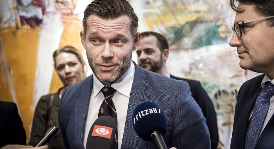 ARKIVFOTO 2017 Joachim B. Olsen, Liberal Alliance.
