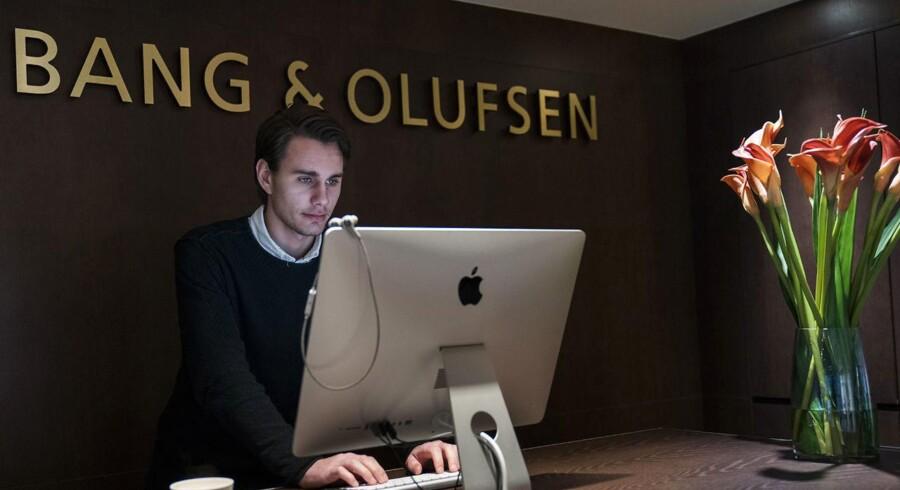 En udflytning af produktionen til eksterne samarbejdspartnere har været med til at gøre Bang & Olufsen mere lønsomt. (Foto: Martin Sylvest/Scanpix 2018)