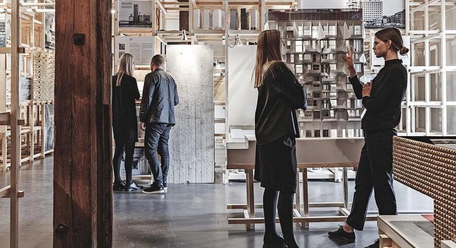 COBE præsenteres på en vellykket udstilling i Dansk Arkitektur Center. Udstillingen er både en præsentation af COBEs bygninger og af tegnestuens overvejelser over, hvordan byerne bliver bedre at bo i.