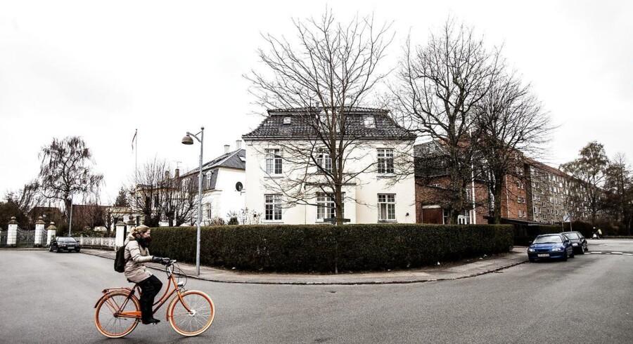 Købehavn er den fjerde dyreste kommunen at købe hus i. på pladserne foran ligger Frederiksberg, Gentofte og Lyngby-Taarbæk