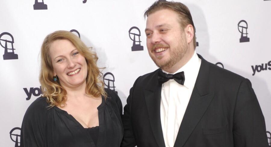 Nicolas Bro og Theresa Stougaard Bro har været gift siden 1995. Scanpix/Keld Navntoft