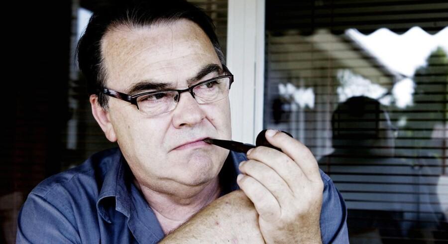 Henning Jacobsen, der spiller rollen som Jørgen i Kims-reklamerne.