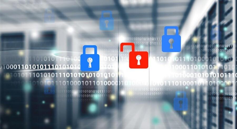 Nye, skrappe regler for beskyttelse af folks data træder i kraft om et år. Alligevel har masser af danske virksomheder slet ikke overblik over, hvad der er, som de skal have styr på inden da. Arkivfoto: Shutterstock/Scanpix