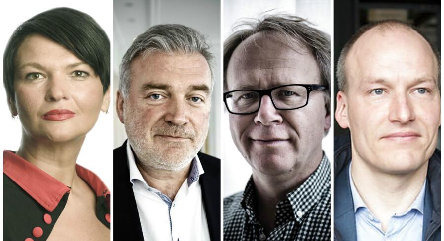 Foto: NIELS AHLMANN OLESEN, Thomas Lekfeldt og Søren Bidstrup.
