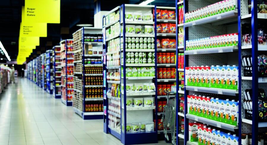 Arla har valgt De Forenede Arabiske Emirater til at åbne for salg af økologiske produkter i Mellemøsten. PR-foto.
