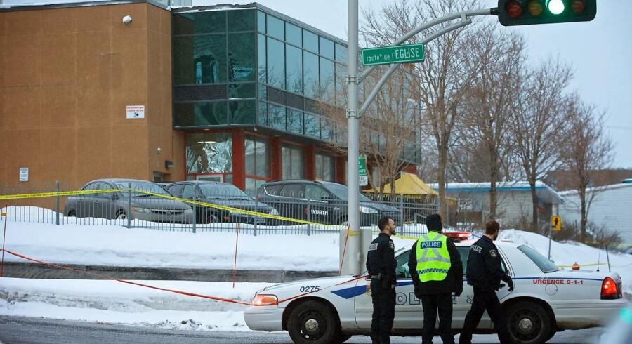 Seks personer blev dræbt ved skudangrebet søndag aften i Quebec, og yderligere otte personer blev såret.