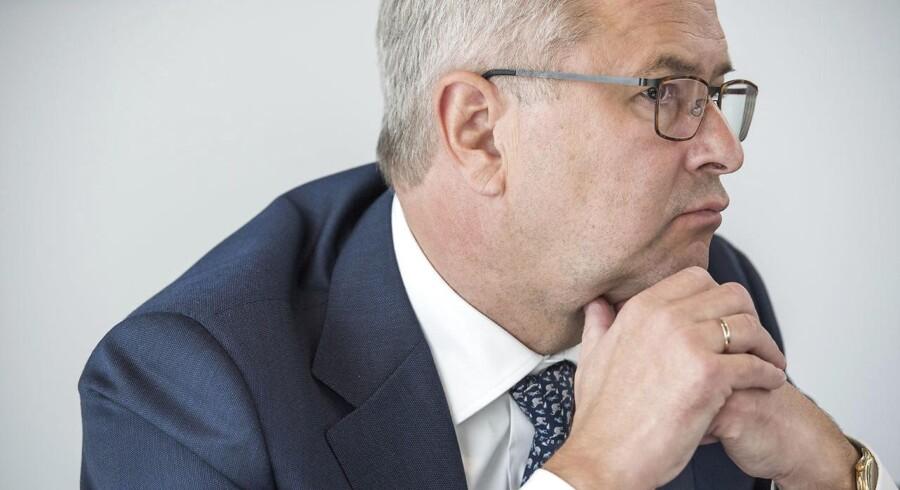 Mærsk Group CEO, Søren Skou.
