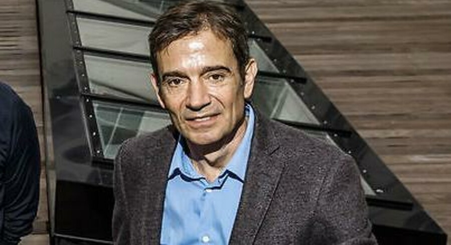 IT-milliardæren Preben Damgaard