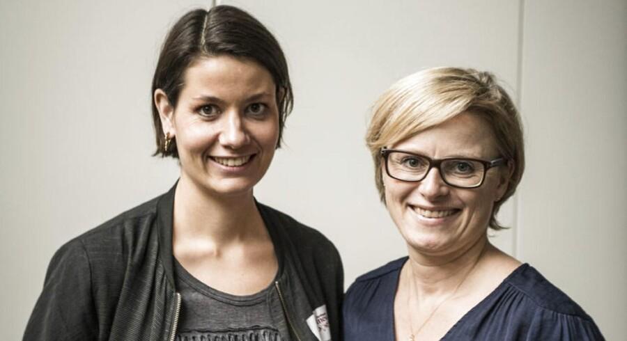 Sygeplejerskerne Louise Bangsgaard og Marie L. Bagger har opfundet et toilet, Measurelet, som kan måle og veje mængden af urin og afføring.